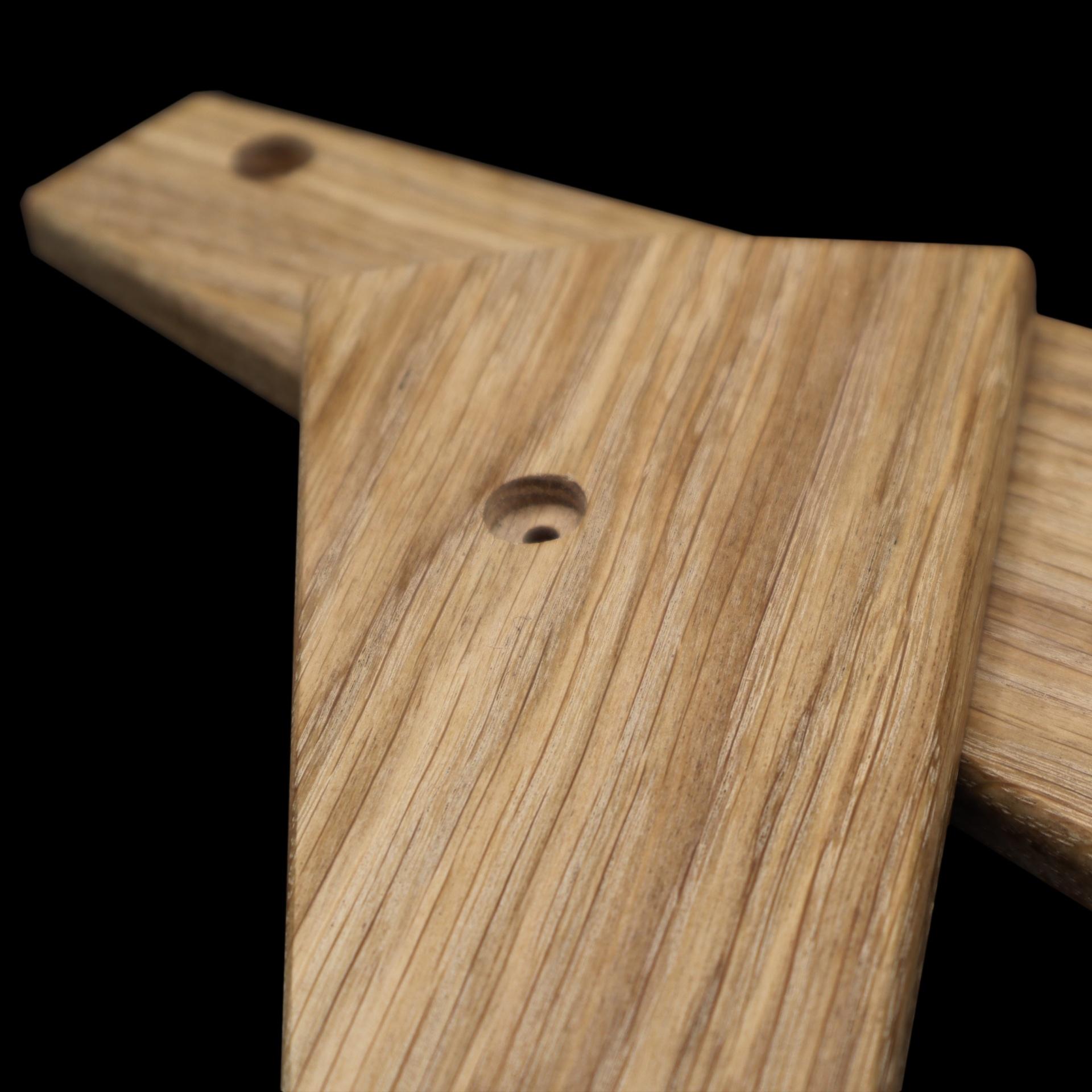 Pyramid wood panels