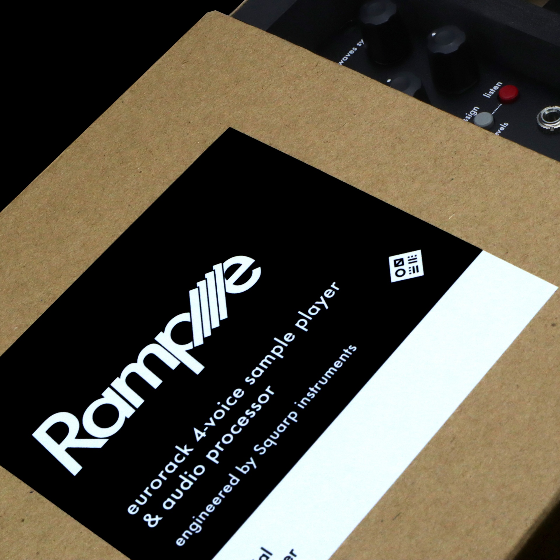 Rample wave system